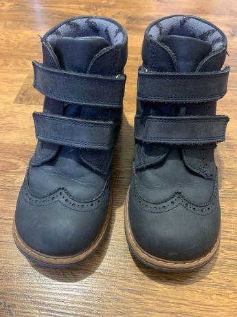Продам Детские демисезонные ортопедические ботинки
