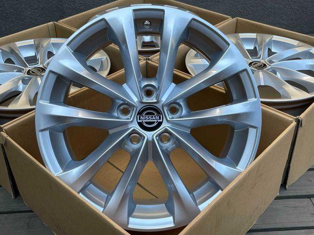 Felgi aluminiowe 17cali Nissan Juke Leaf Primera Qashqai X-Trail nr777