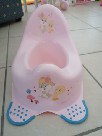 Bacios Infantil cor rosa