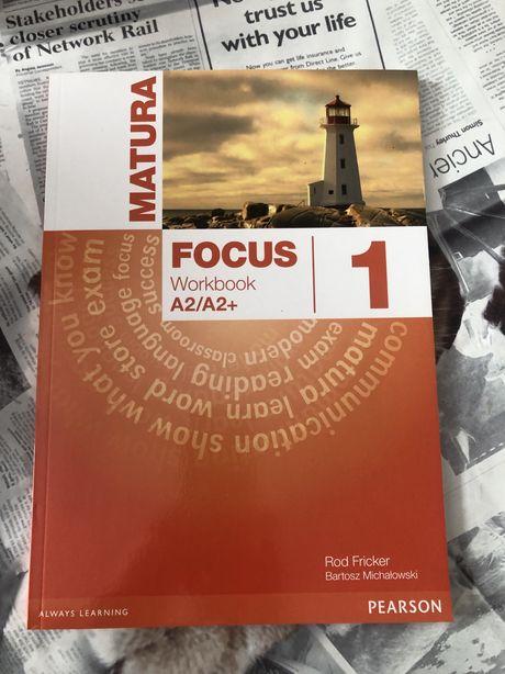Focus 1 ćwiczenia PEARSON