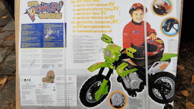Motor na akumulator dla dziecka Nowy nierozpakowany