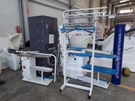 Maszyny pralnicze (Pakowarka, Stół do prasowania, Pralnico-suszarka)