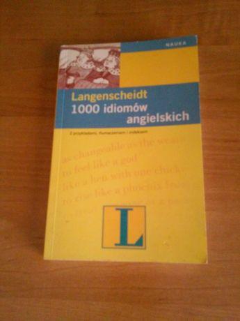 1000 Idiomów Angielskich