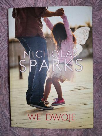 """Nicholas Sparks """"WE DWOJE"""""""