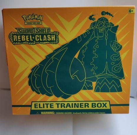 Pokemon Elite Trainer Box/ Karty Pokemon