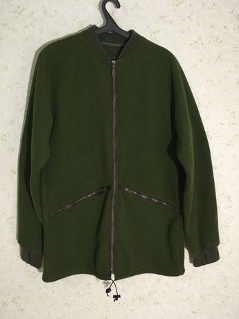 Флис, флисовая куртка-утеплитель ВС Великобритании оригинал