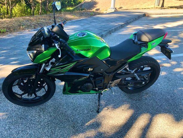 Kawasaki z300 (carta A2) ABS