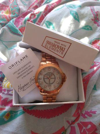 Relógio Oriflame Swarovski