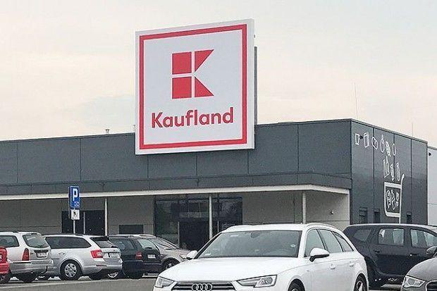 CH Kaufland Świecie, wyspa handlowo-usługowa 3m2