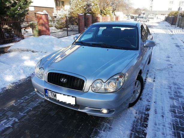 Hyundai SONATA 2002r. 2.0B+GAZ SEKWENCJA Klima, Elektryka, Fajny STAN!