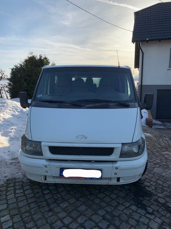 Ford Transit 9-osobowy