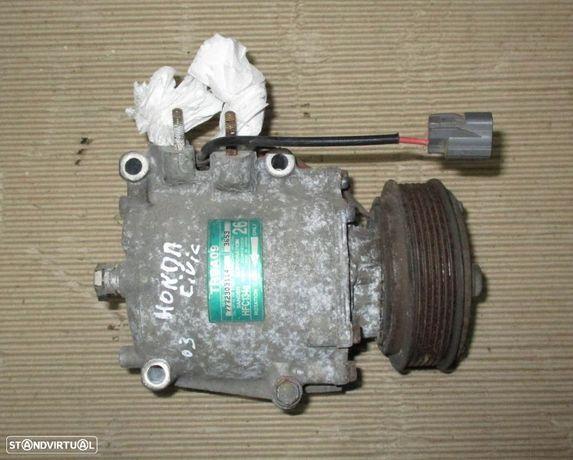 Compressor de ac para Honda Civic (2003) TRSA09 SANDEN