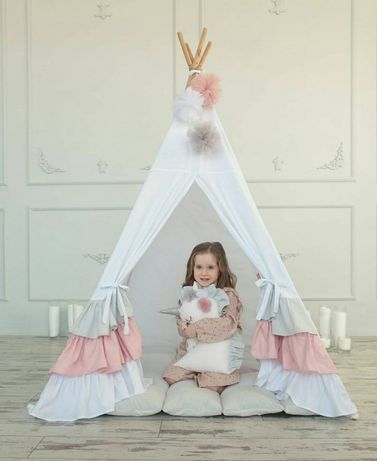 Детский игровой домик, вигвам, шатер