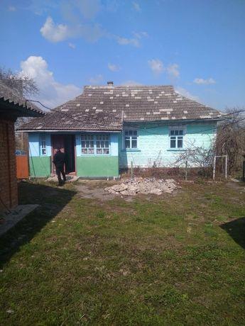 Продам будинок  в с.Тростянець Городоцький район Хмельницької області