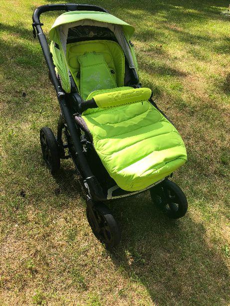 Wózek dziecięcy 2w1: spacerówka + gondola + GRATISY. X-lander MOVE