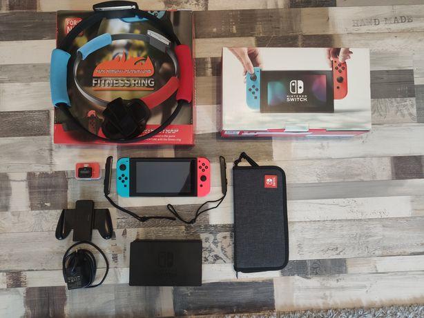 Nintendo Switch V1 CFW + 256gb