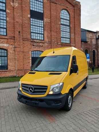 Mercedes Sprinter 313 FV 23% EURO 5