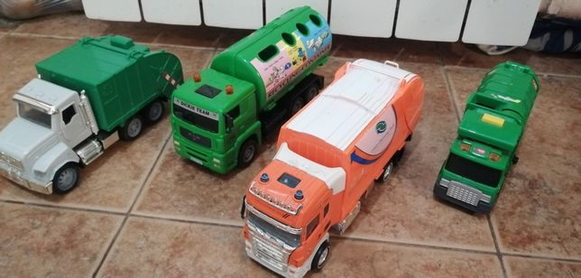Мусоровоз машинка машина грузовик