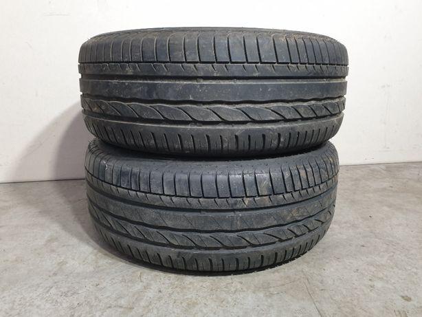 2szt. 225/55/16 95W Bridgestone TURANZA ER300A 5,5mm 2019r [ 2378 ]