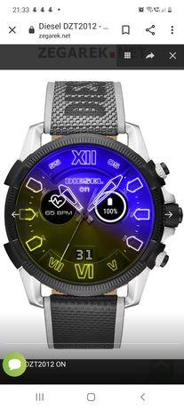 Smartwatch Diesel on full guard