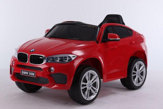 Pojazd na akumulator BMW X 6 M nowy 2021 :babyland lodz