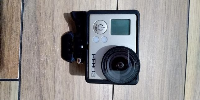 GoPro hero 3 silver edition ( GoPro; Экшн-камера; Sony; гопро;gopro;)