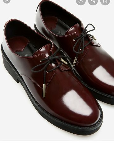 Sapatos Stradivarius novos