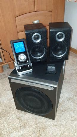 Głośniki 2.1 Edifier S530d 145W RMS - super stan - mało używane