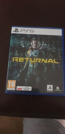 Returnsl PS5 stan idealny
