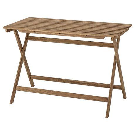 Stół drewniany IKEA