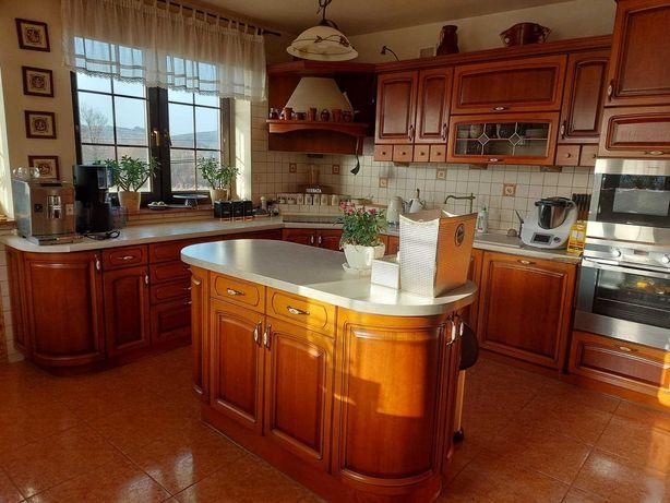 Piękne meble kuchenne z litego drewna REZERWACJA