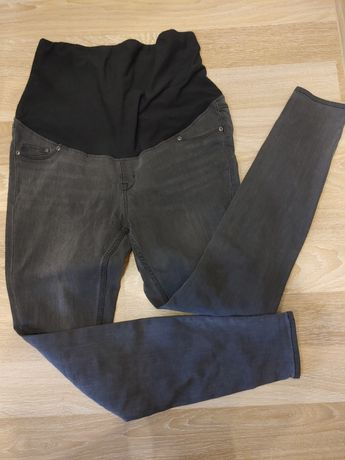 Spodnie ciążowe.