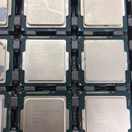 Процесор Intel Pentium g3220, g3230, g3240 s1150 - 2 ядра, 2 потока