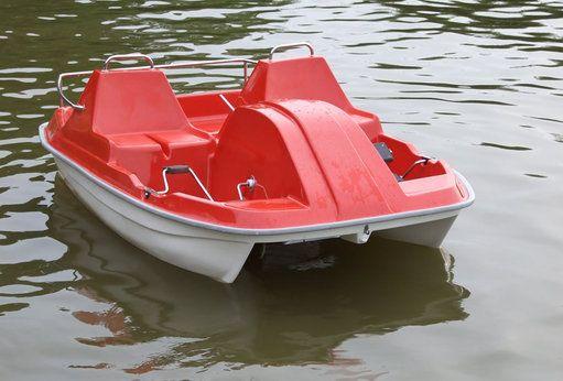 Rowery wodne 2 i 4 osobowe