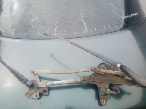 Привод дворников с моторчиком Рено лагуна 1 1999гв