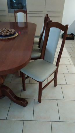 Stół drewniany z jesionu