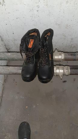 Buty zimowe robocze