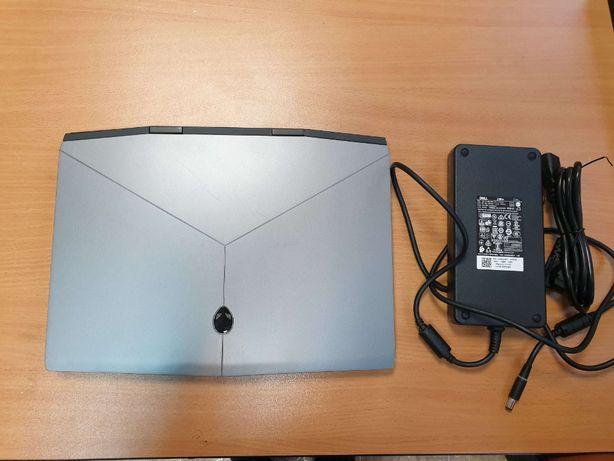 Dell Alienware m15 144Hz IPS/i7-8750H/16gb/RTX2070 8gb/512gb SSD