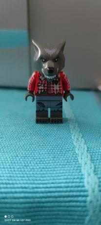 LEGO figurka Wolf Guy