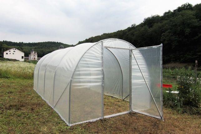 Profesjonalny Tunel ogrodowy ogrodniczy hobby