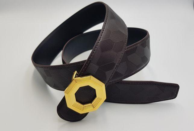 Мужской кожаный ремень Stefano Ricci
