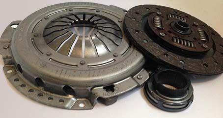 Сцепление корзина диск Ланос Сенс Lanos Sens Nexia Aveo комплект Korea