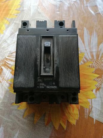 Выключатель автоматический А3163, 15А