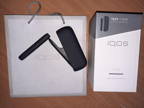 Iqos 3 duo айкос система нагревания табака