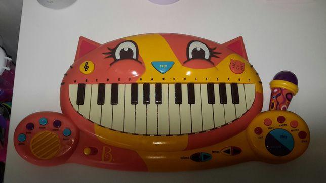 Котофон. Детское пианино