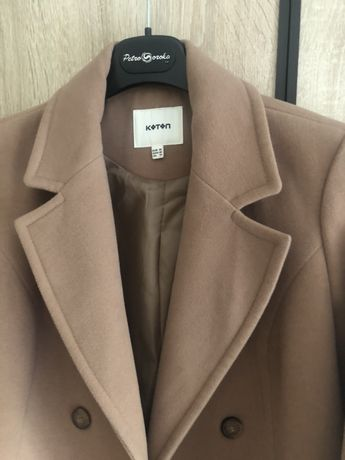 Пальто осенее новое