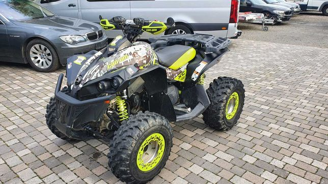 Quad Can Am Renegade Xxc 1000