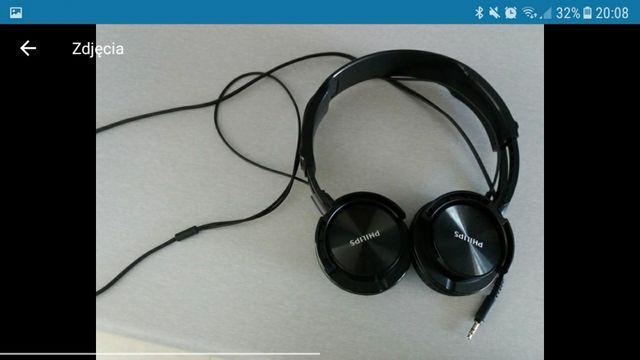 Słuchawki nauszne Philips nie używane