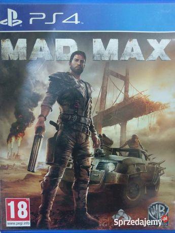 Mad Max ps4 gra na Ps4