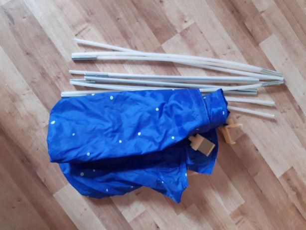 Baldachin, namiot Ikea Kura